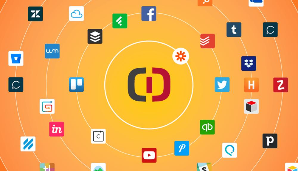 Blog Clicdata Zapier Integration