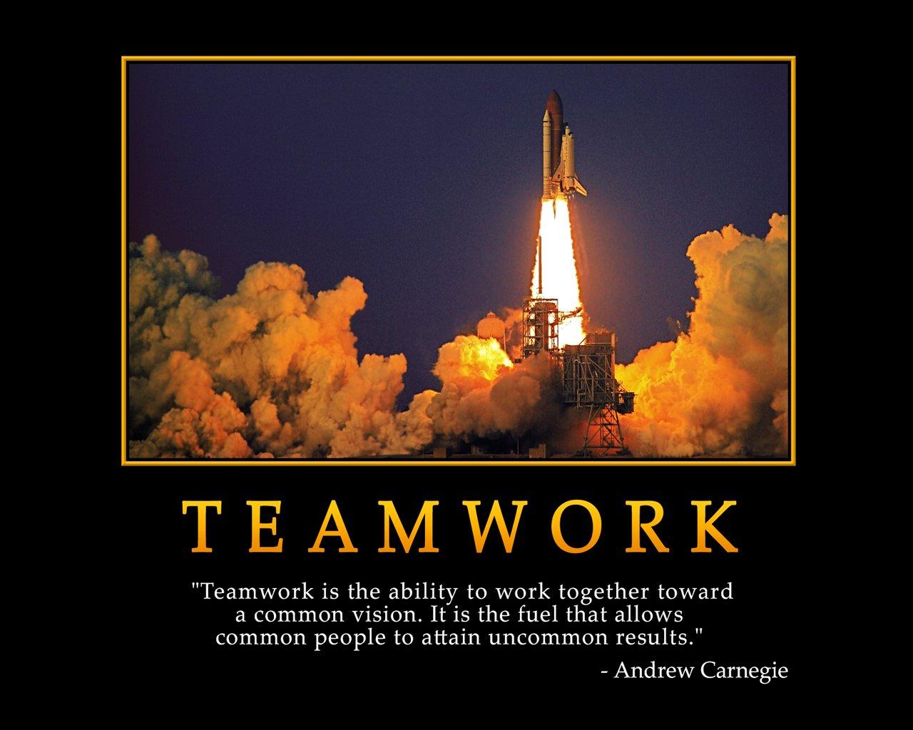 Teamwork Manifesto