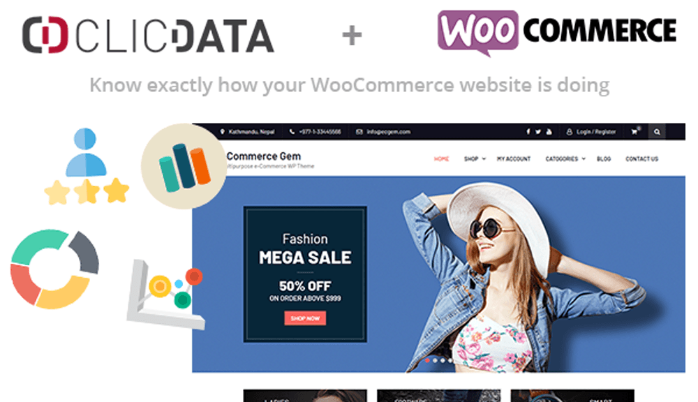 ClicData WooCommerce Connection