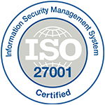 ClicData is certified ISO 27001