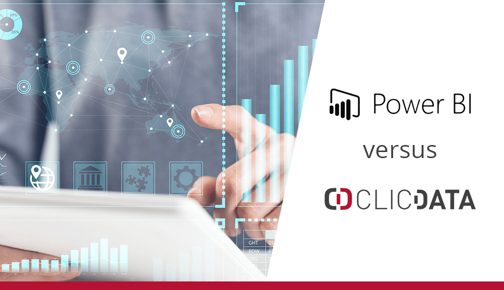 Power BI ClicData Product Comparison