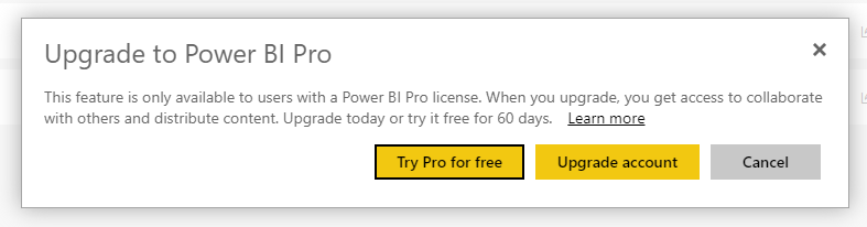 Powerbi Upgrade Premium
