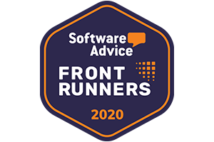 Software Advice Front Runner 2020 Clicdata