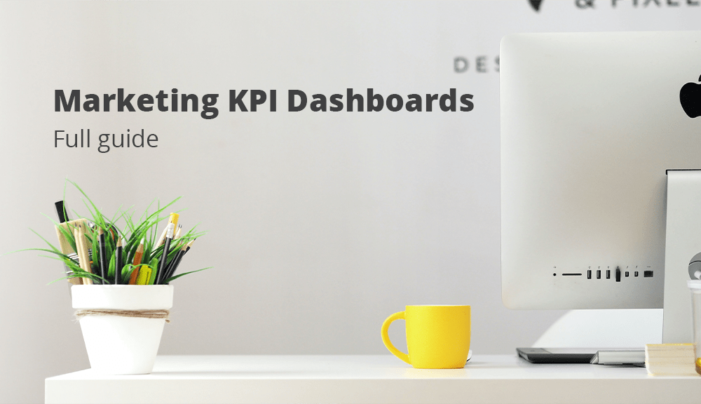 Marketing Kpi Dashboards Social Seo Ads Email