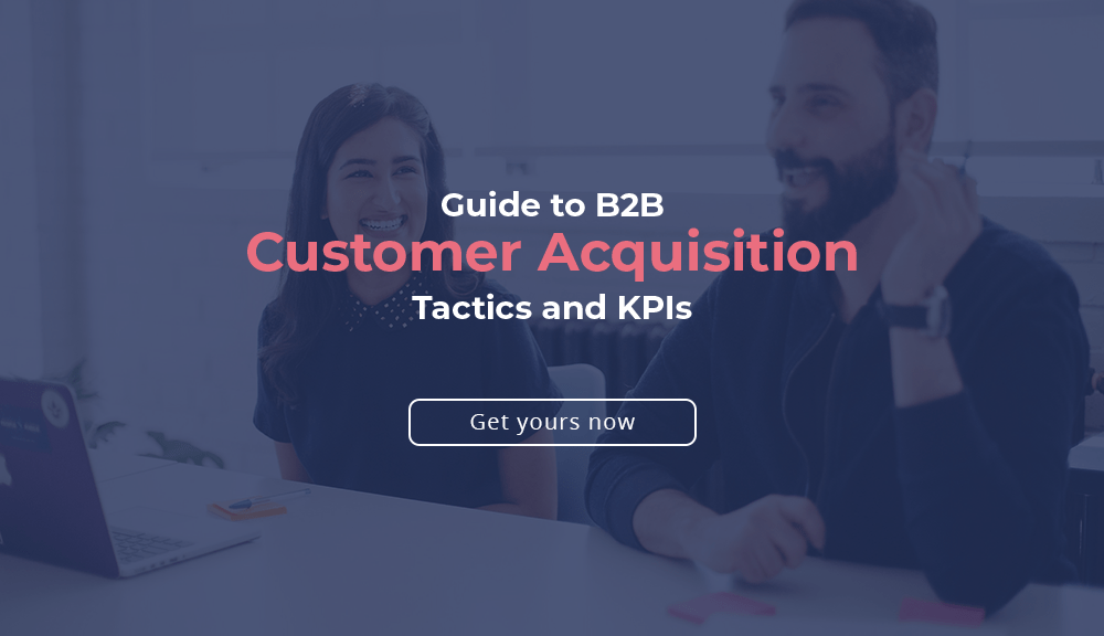 B2b Customer Acquisition Guide