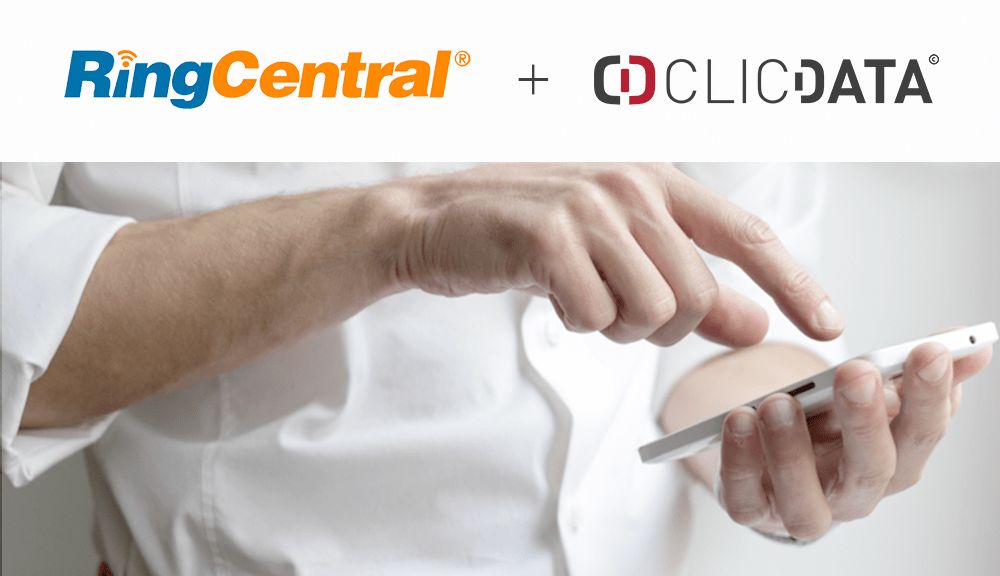 ClicData and RingCentral Measuring Outbound Sales Activities Performance