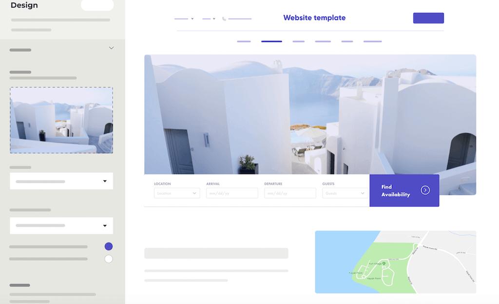 Saas Website Builder For Hospitality Businesses