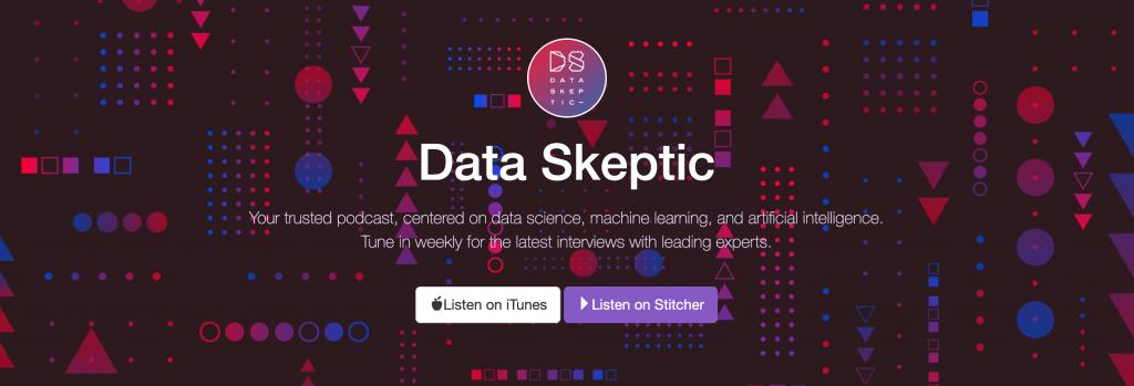 Data Skeptic Big Data Podcast