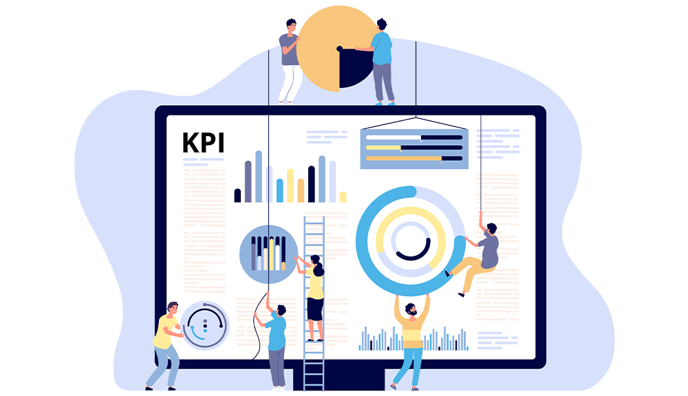 Saas Marketing Kpis Dashboard