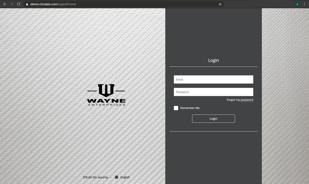 White Label Clicdata