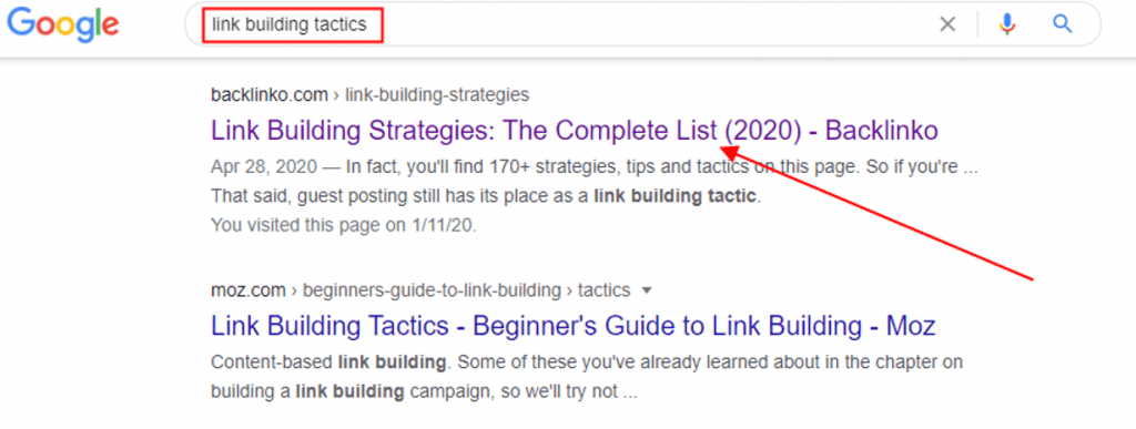 Finding Seo Competitors