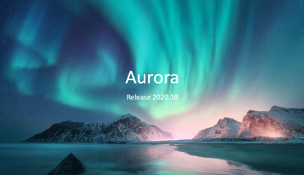Aurora Release Clicdata
