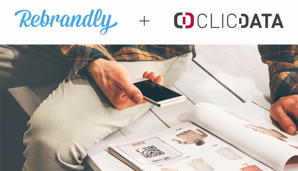 Rebrandly Clicdata Integration