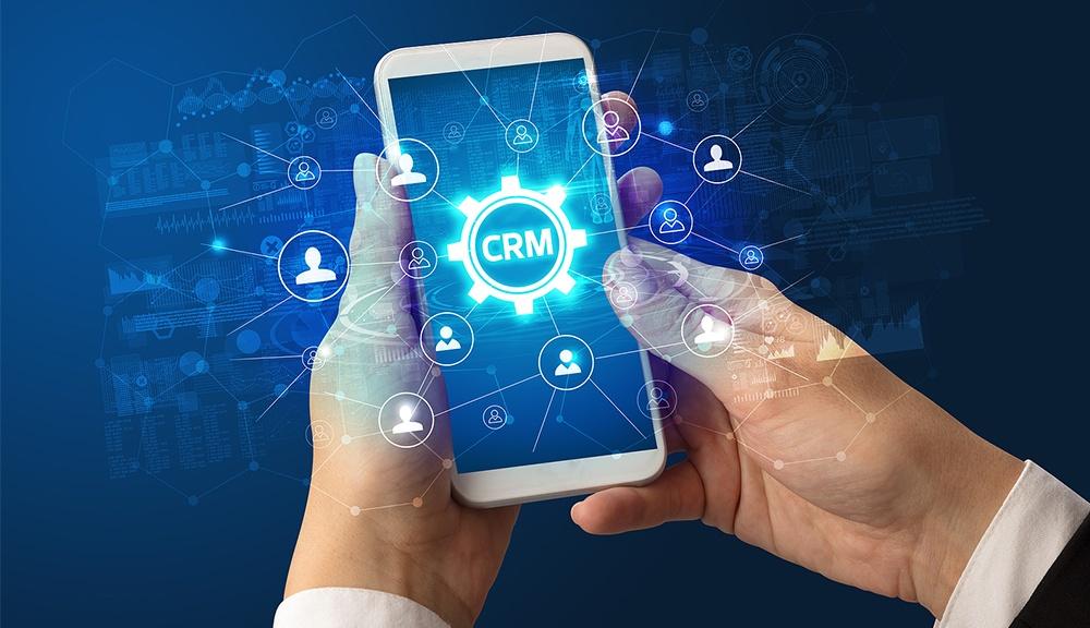 crm data for social media strategy
