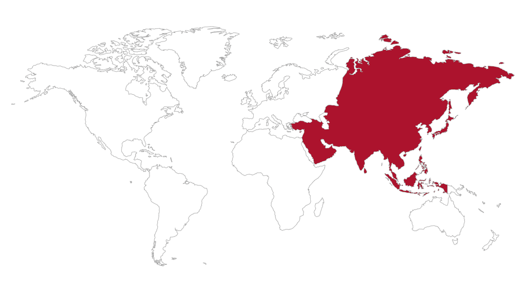 map affiliate partners asia