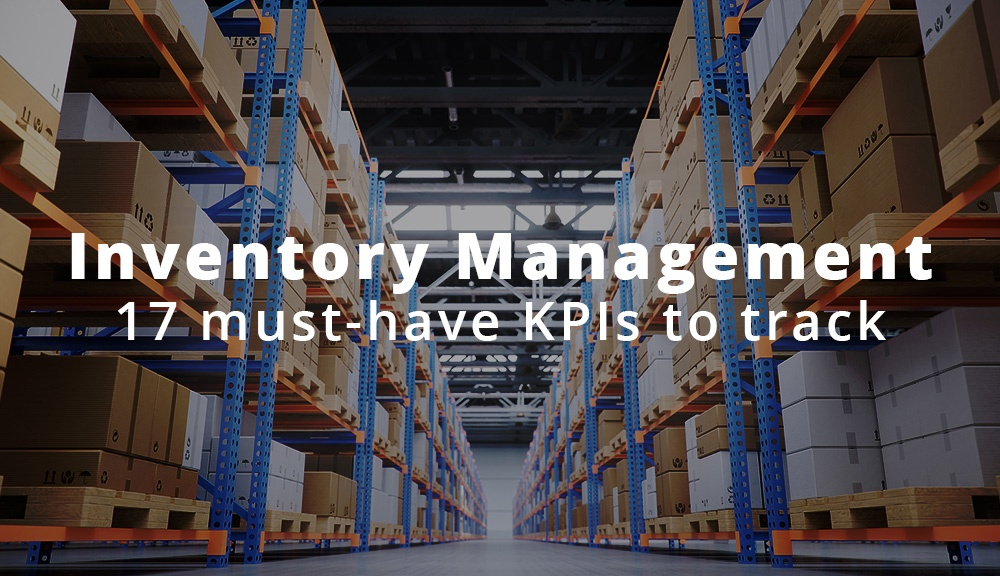 inventory management kpis to track