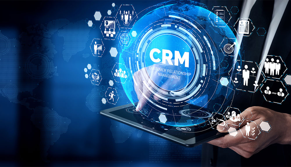 bi help with your crm data and grow your sales
