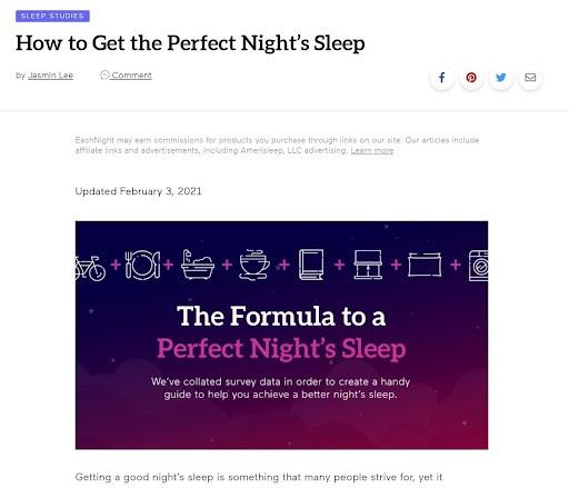 eachnight